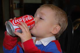 Resultado de imagem para obesidade e refrigerante