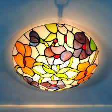 stained glass light bulb vintage flowers stained glass lighting fixtures inch lamp stained glass light bulb