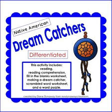 Dream Catcher Worksheet Unique The Dream Catcher Meaning Quotes Pinterest