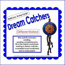Dream Catcher Worksheet Unique The Dream Catcher Meaning Quotes Pinterest