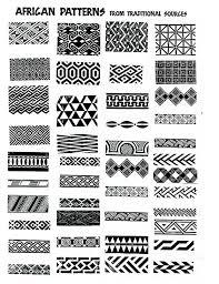 Pattern Ideas Impressive African Patterns Ideas For Zentangle Mood Textiles Prints