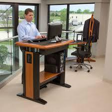 standing desk workstation costco stand up desk type 32 45