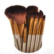 kryolan makeup brushes in stan