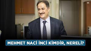 Mehmet Naci İnci kimdir, nereli? Rektör Mehmet Naci İnci kaç yaşında? -  Haberler - Diriliş Postası