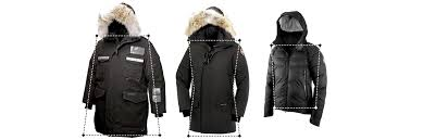 Canada Goose Chilliwack Size Chart Best Fitting Canada Goose Parkas Guide For All Bodies