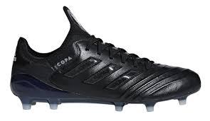 adidas copa 18 1 fg core black white