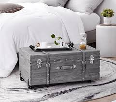 4.2 out of 5 stars 680. Gray College Trunk Storage Coffee Table For Dorm Room Organize Dorm Storage Ideas