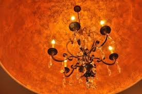 traditionally chandeliers are large expensive fixtures that are as heavy and difficult to install as they are beautiful most of us don t have ballrooms