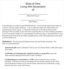 Free Last Will And Testament Templates Free Last Will Testament ...
