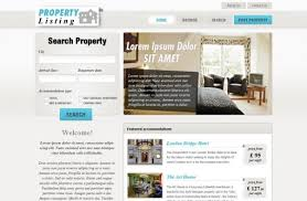 Free Real Estate Website Templates Phpjabbers