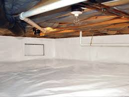 a complete crawl space repair system in saint cloud