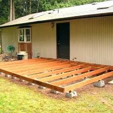 how to build a deck over a concrete patio wood deck over concrete build floating deck how to build a deck using deck blocks floating deck over concrete