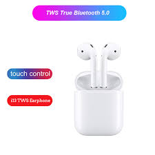 Buy Touch Control I13 <b>TWS Wireless</b> Bluetooth 5.0 <b>Earphone 3D</b> ...