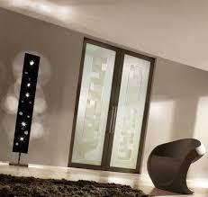 contemporary interior doors. Double Glass Door Contemporary Interior Doors