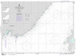 Wes Chart Amazon Com Nga Chart 96004 Mys Belkina To Vladivostok