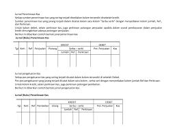 Contoh soal penyusunan jurnal khusus penerimaan dan pengeluaran kas. Kas Dan Rekonsilasi Bank Ppt Download