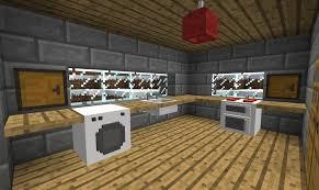 Kitchen 51 Unusual Minecraft Furniture Kitchen Picture Design