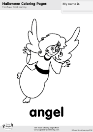 Small Picture Free Coloring Pages from Super Simple Learning