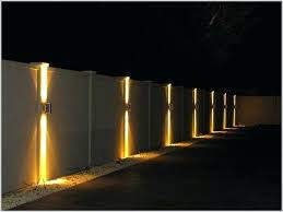fence solar lights clamp on solar lights a purchase best fence lighting ideas on fence post fence solar lights