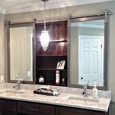 Full Size Of Home Design:barn Door For Bathroom Barn Door Bathroom Mirror Barn  Door Large Size Of Home Design:barn Door For Bathroom Barn Door Bathroom ...