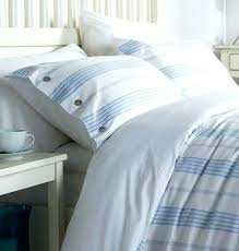 ticking stripe quilt amity french striped in taupe white and blue quilting fabric