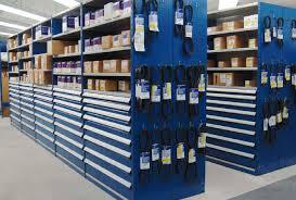 rousseau auto parts storage units