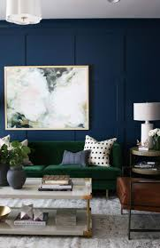 Living Room Wall Color 17 Best Ideas About Green Couch Decor On Pinterest Green Sofa