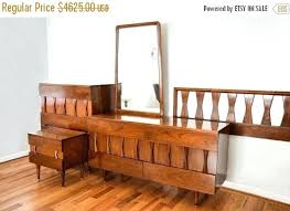 modern vintage bedroom furniture. Mid Century Bedroom Furniture Best Images On Modern Vintage Set