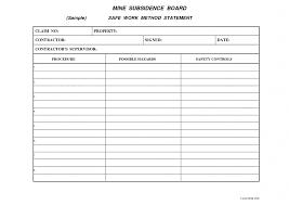 Affidavit Samples Okl Mindsprout Co Witness Statement Template ...
