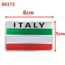 Newbee Italy Flag 3D <b>Metal Emblem Badge Car Styling</b> Motorcycle ...