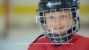 Bauer 2100 Helmet Size Chart Bauer 2100 Hockey Helmet Junior