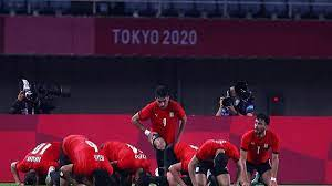 جدول ترتيب مجموعة مصر في أولمبياد طوكيو 2020 بعد الفوز على استراليا -  ميركاتو داي