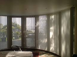 Amazing Vertical Blind For Bay Window Inspirations  Bay Windows IdeasBay Window Vertical Blinds