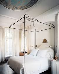 Incredible Bed Canopy Frame Iron Canopy Bed Frame With California ...
