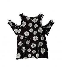 人気新品 ビラボン Billabong Kids 女の子用 長袖 ファッション 子供服 T