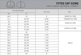 New Era Snapback Size Chart New Era Size Guide New Era Malaysia