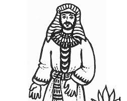 Mozes In Vuur En Vlam