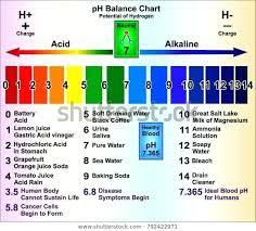 Ph Balance Chart Ph Balance Of Water Verdementa Co