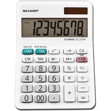 sharp calculator. ask a question about this product sharp calculator