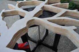 Free DIY Plans and Step by Step Video Tutorial on How To Make a Modern Tree  Shaped Bookshelf - The Design Confidential