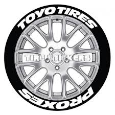Toyo Tire Rating Chart Toyo Tires Proxes Full Kit