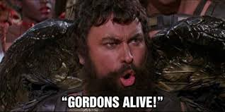 Brian Blessed on Pinterest | Flash Gordon, Actors and Russell Howard via Relatably.com