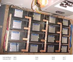 48 volt battery bank wiring northernarizona windandsun mvc 004f jpg