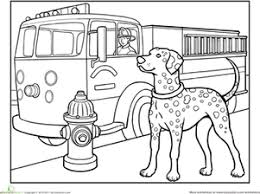 Small Picture Dalmatian Worksheet Educationcom