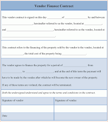 Event Vendor Contract Template Vendor Contract Sample Finance Template 24x24ent Free Contracts 8