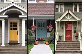 front door colorMake An Entrance With The Right Front Door Color  Color911