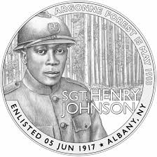 A medallion to commemorate Henry Johnson | All Over Albany