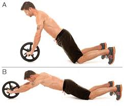 5 Best Ab Roller Exercises To Get Ripped Faster Ab Wheel