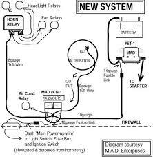 mopar voltage regulator wiring diagram wiring diagram schematics chevy one wire alternator diagram this shows two wires for this