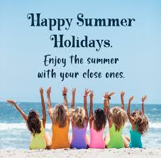 summer vacation wishes and es
